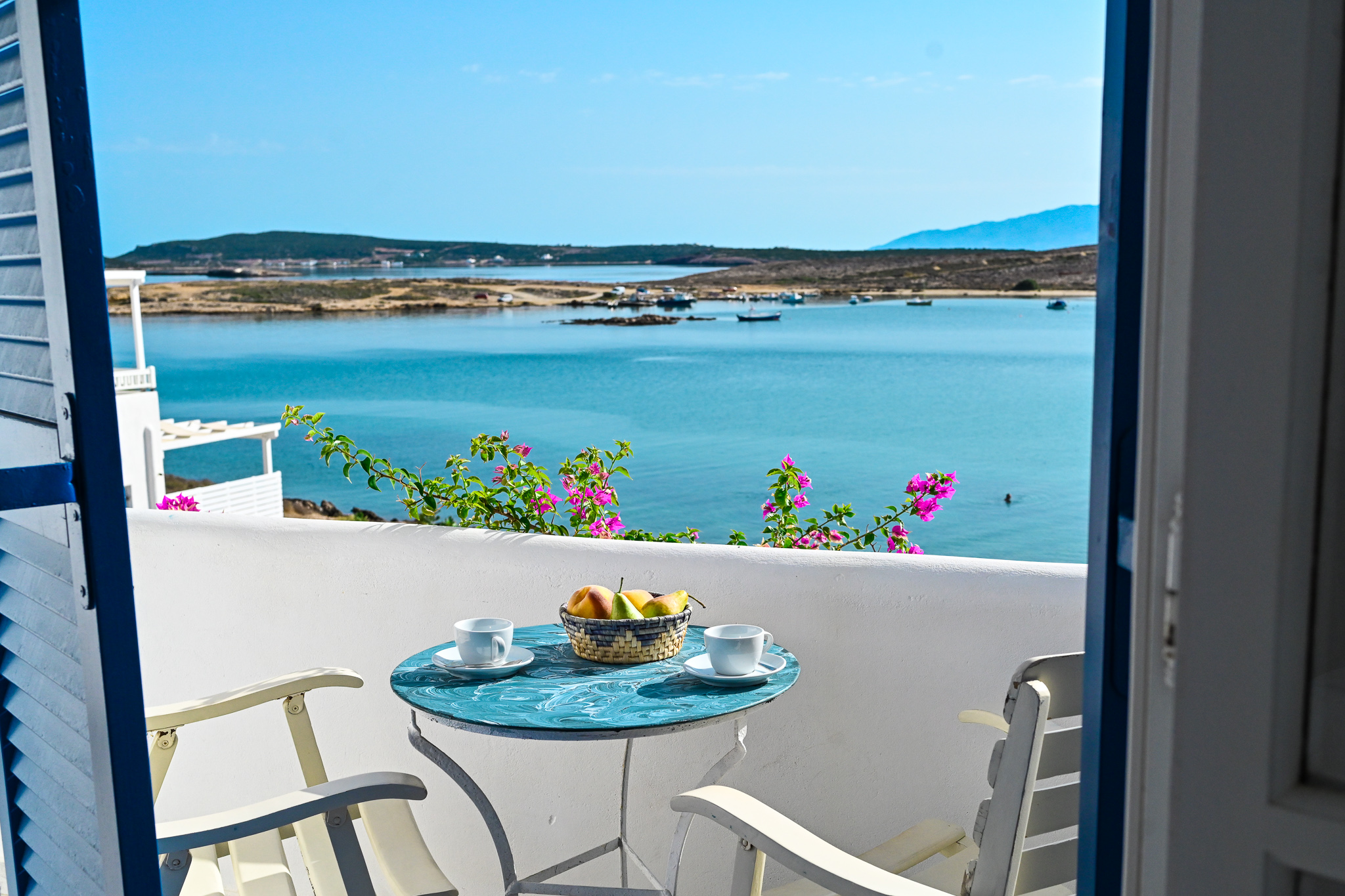 Bocamviglies rooms by the sea - Naoussa - Paros